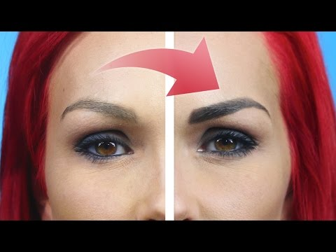 Two-Minute Eyebrow Gel Tutorial With Kandee Johnson