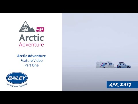The 'Arctic Adventure' feature video: Part 1