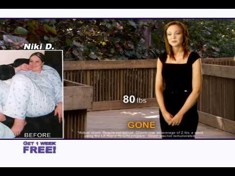 linkedin la weight loss
