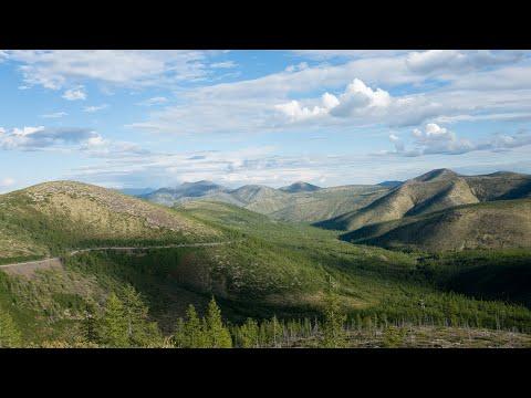 Велопутешествие Магадан – Якутск – Нерюнгри, ~3000 км (фильм)