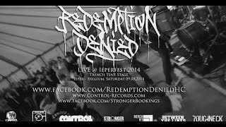 Redemption Denied Live @ Ieperfest 2014 (HD)