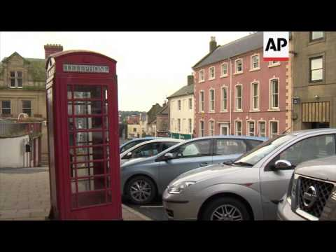 A look at the impact of possible Scottish independence on border town