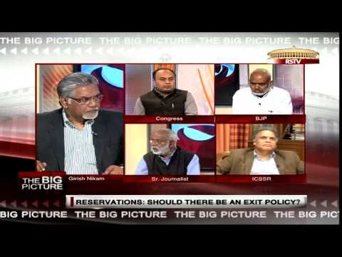 The Big Picture (Election Special) - Reservations: Should there be an exit policy?