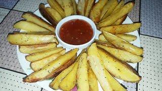 Картошка по деревенски в духовке Простой и вкусный рецепт
