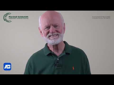 Маршалл Голдсмит: Как стать лучшей версией себя