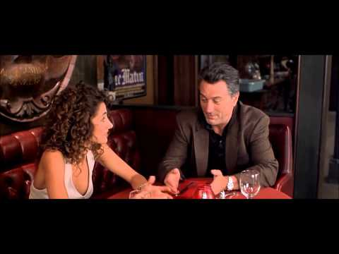 Robert De Niro @ 15 Minutes |2001| (Romantic Love Scene)