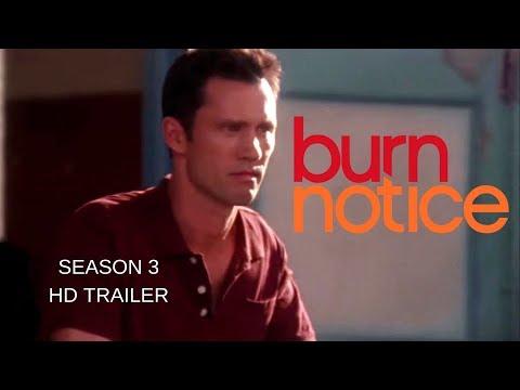 BURN NOTICE season 3  1  Jeffrey Donovan  Gabrielle Anwar  Bruce Campbell