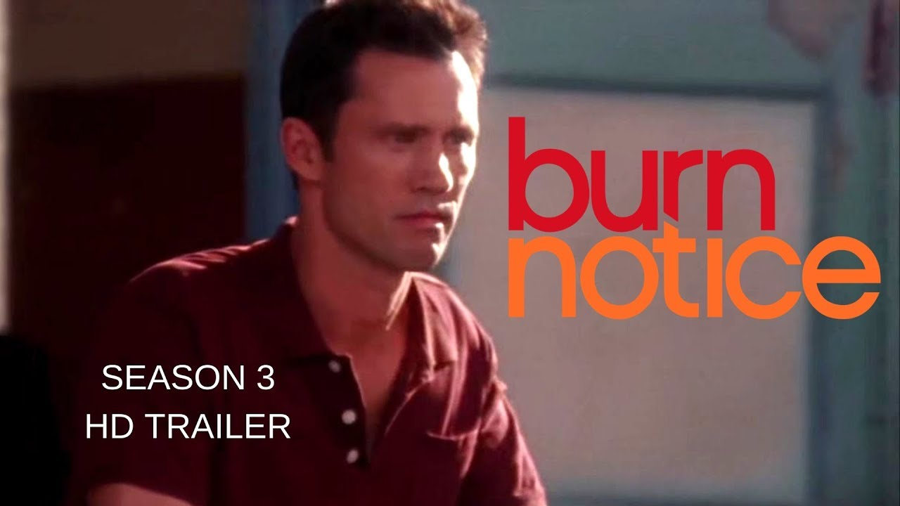 Burn Notice Season 1, 2, 3, 4  5, 6, 7, The Fall of Sam Axe & Extras