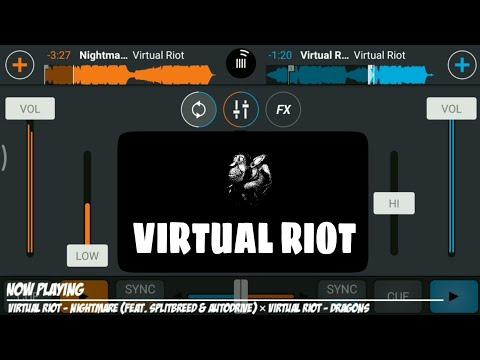 Virtual Riot - Cross Dj Android [Dubstep]