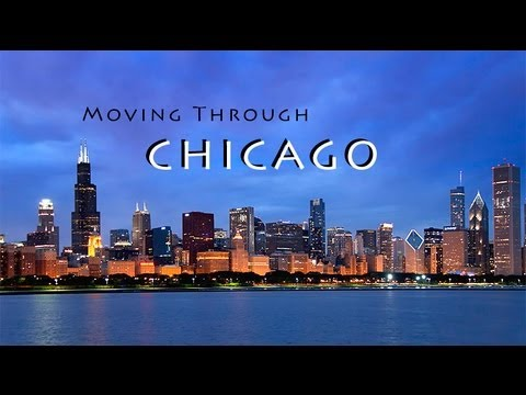 Hyperlapse 'Moving through Chicago'