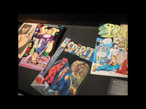 COMIC STRIP MUSEUM IN ANGOULÊME France