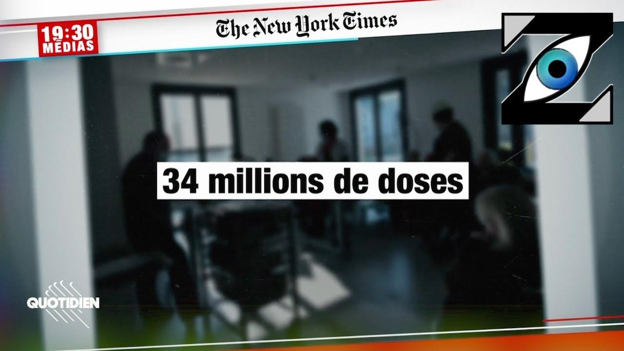 Download [Zap Actu] L'Europe exporte 34 millions de doses, Utilisation d'un vaccin suspendue (12/03/21)