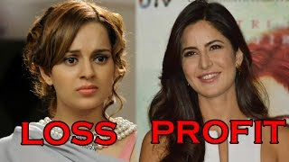 Kangana ranaut's loss becomes katrina kaif's gain | bollywood gossip