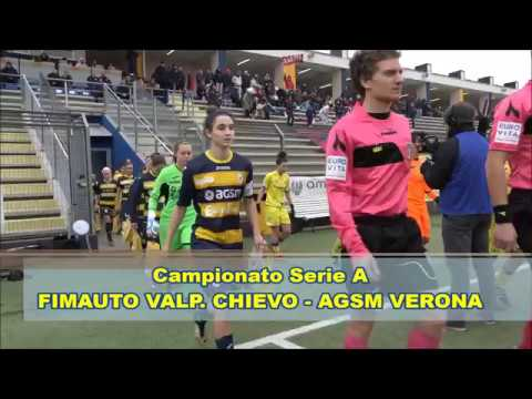 Highlights Fimauto Valp. - Agsm Verona