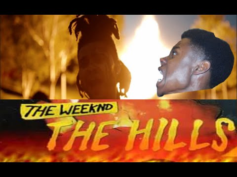 the weeknd the hills music video remix horror version. Black Bedroom Furniture Sets. Home Design Ideas