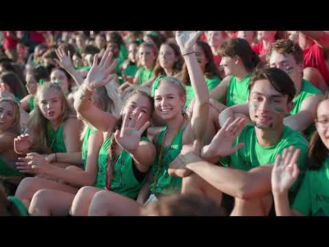 University of Guelph Pep Rally 2018