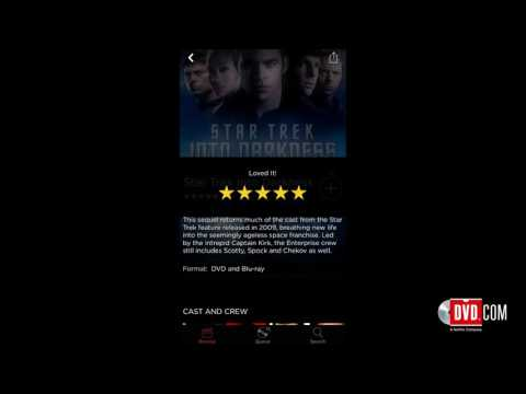 A Tour of the DVD Netflix App