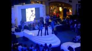 KAHITNA - Merenda Kasih medley Aku, Dirimu, Dirinya @ Plaza Senayan [29 April 2012]