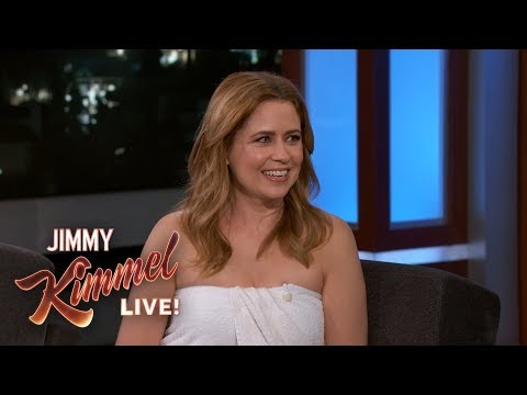 Jenna Fischer's Wardrobe Malfunction from youtube.com · Duration:  3 minutes 32 seconds