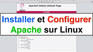 Tutoriel Installer et configurer Apache sur Linux