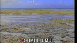 Syra Gom--Kahangadan Soumul Umul- ( KARAOKE) -JUARA HOZOU ' 70 SABAH
