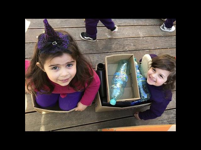 14 º Simpósio | Infantil III B -  Turma da Tartaruga Marinha