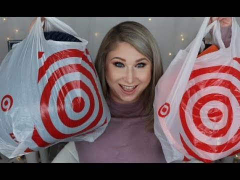 Huge Target Home Decor And Spring Try On Clothing Haul