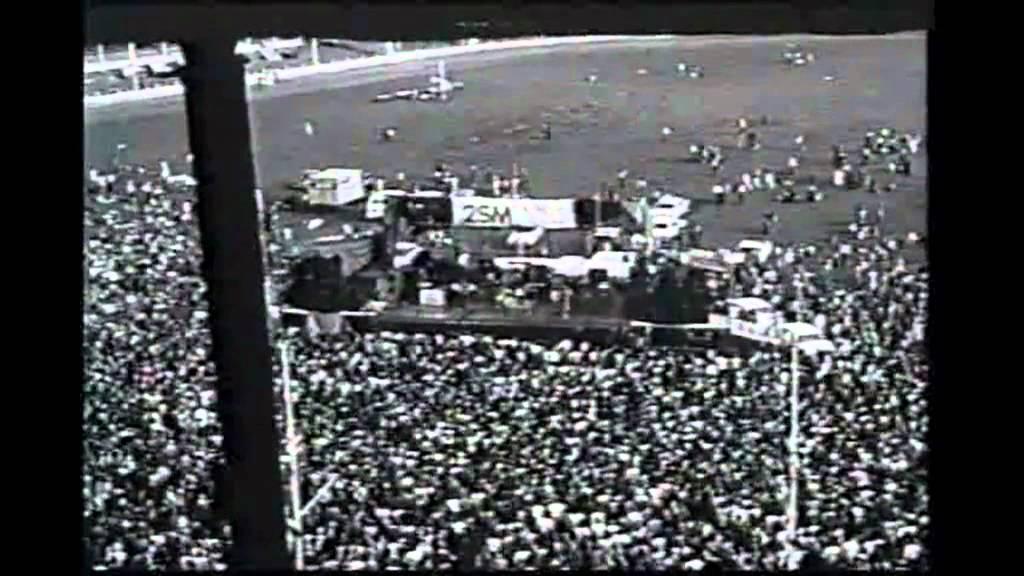 Led Zeppelin Australian Tour