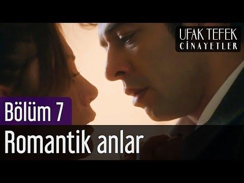 Ufak Tefek Cinayetler 7. Bölüm - Romantik Anlar