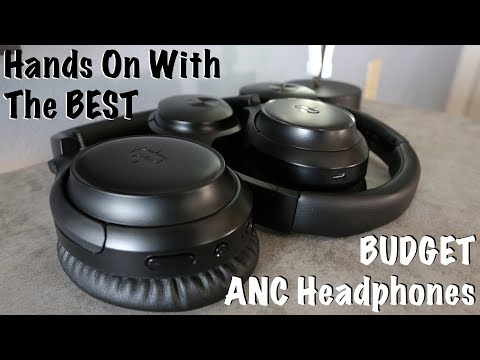 2-Months with 2 of Amazon's BEST Cheap NOISE CANCELLING Wireless Headphones