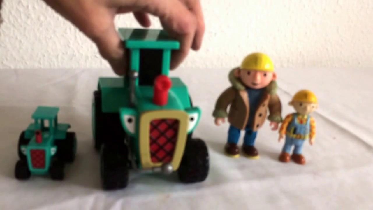 bob the builder talking travis youtube