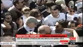 السلطان سليمان ونور ومهند وسط تظاهرات تركيا Thumbnail