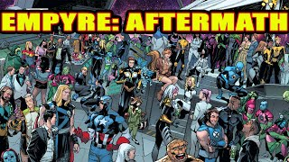 Empyre: Aftermath Avengers (one-shot, 2020)