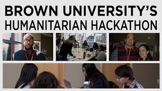 Baixar Hack for Humanity - Brown University's Humanitarian Hackathon