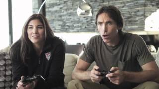 FIFA Soccer 12 Matchups: Steve Nash vs. Hope Solo