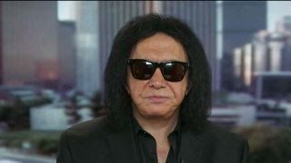 Gene Simmons' take on celebrities and politics