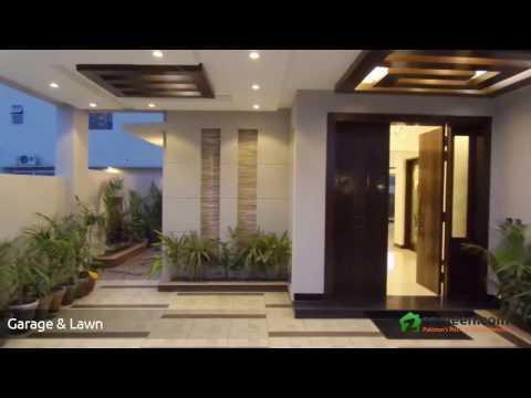 10 Marla Basement Dubai Design Outclass Bungalow For Sale In Dha Phase 6 Block D Lahore Youtube