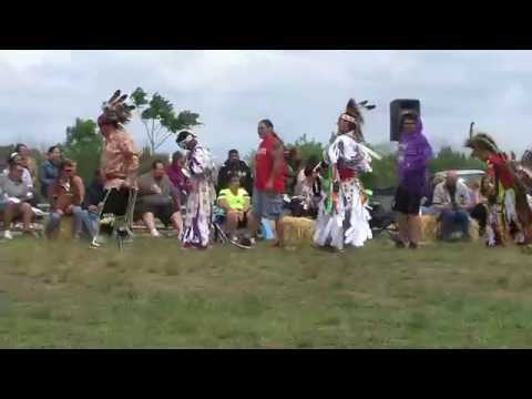 Special - Iroquois Stick Dance - Gateway to Nations Pow Wow