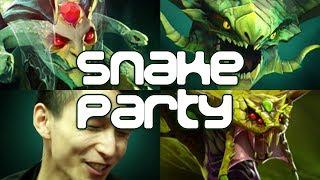 SNAKE PARTY ◄ SingSing Dota 2 Highlights