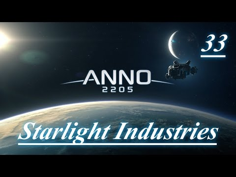 """Shroomworks Plays - Anno 2205 Ep #33 """"World Market & Shares"""""""