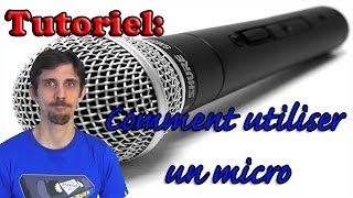 [HUMOUR]Tutoriel: Comment utiliser un micro [ATTENTION HUMOUR]