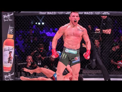 Highlights | Michael Chandler Knockouts