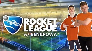 [ROCKET LEAGUE] w/ BENIIPOWA || 1. rész