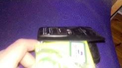 Kuinka tunkea Valio Grandi päärynä- pillimehu c-kasettisoittimen sisälle.