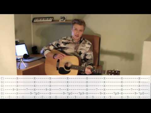 Ben Howard  Further Away OutroSoloTutorial