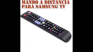Mando a distancia universal para Samsung SMART, 3D TV, AA59-00638A, AA59-00582A, BN59-01079A,