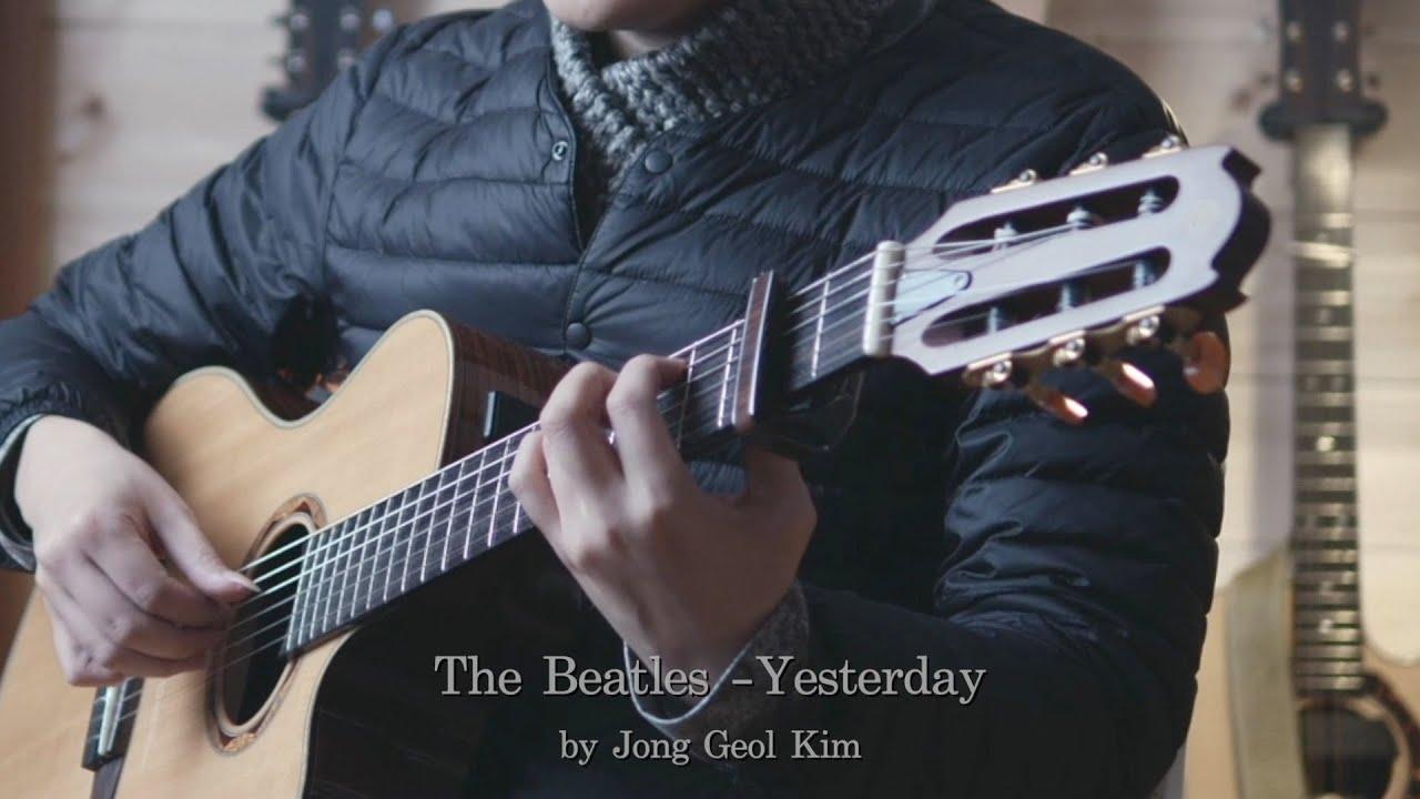 김종걸(Jong-Geol Kim) - Yesterday (Beatles)