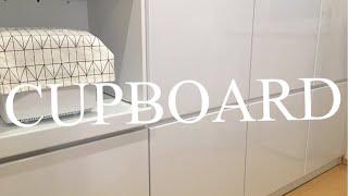 【キッチン収納】食器棚収納★