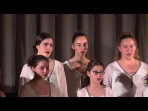 Mädchenchor BAT-KOL / Israel: Va'ymalet Kain / EJCF Basel 2018