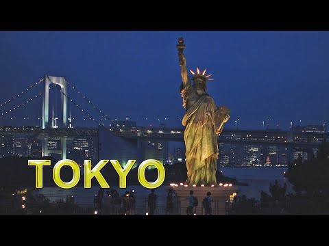 This is Tokyo, Japan - Tokyo Travel Guide 東京観光ガイド